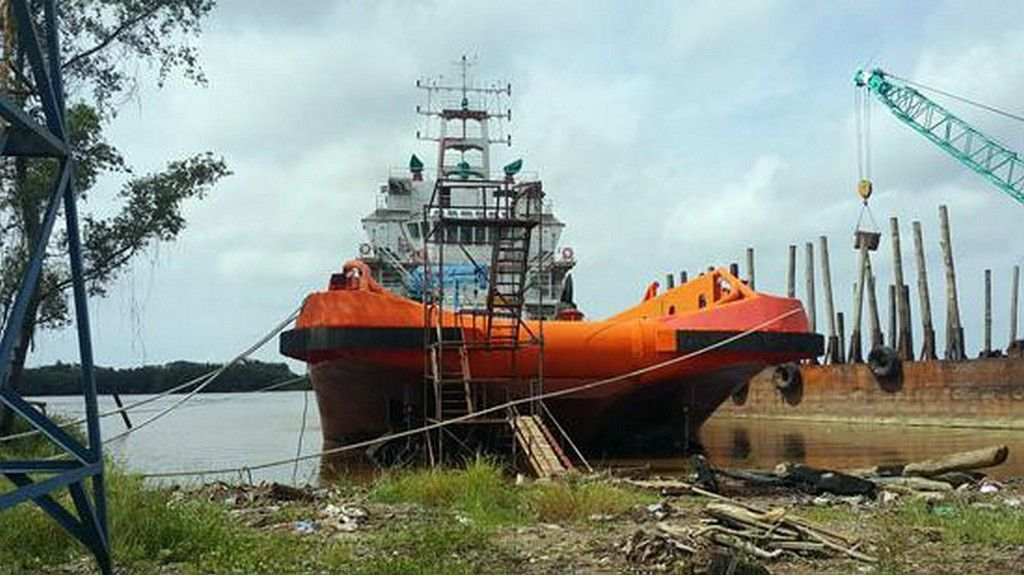 65 M newly built supply Tug (4)
