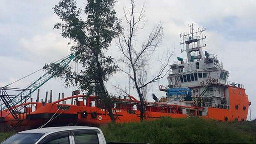 65 M newly built supply Tug (8)