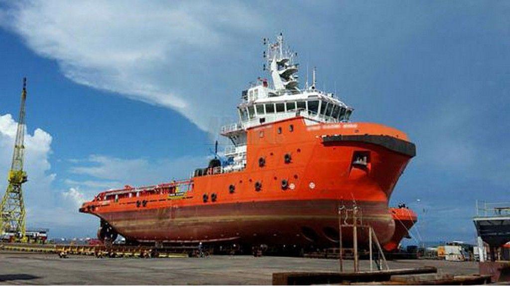 65 M newly built supply Tug