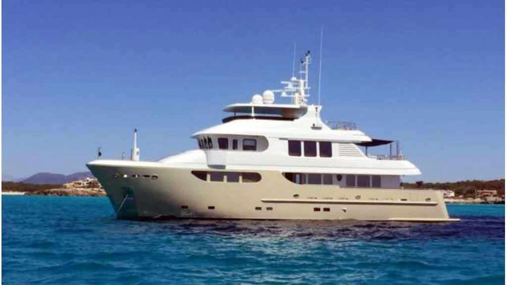 Bandido 90ft Trawler For Sale (24)