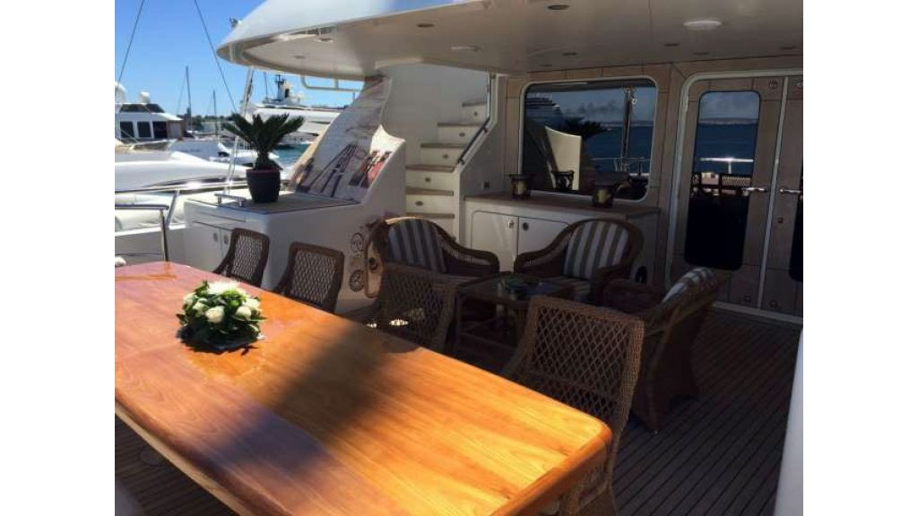 Bandido 90ft Trawler For Sale (6)