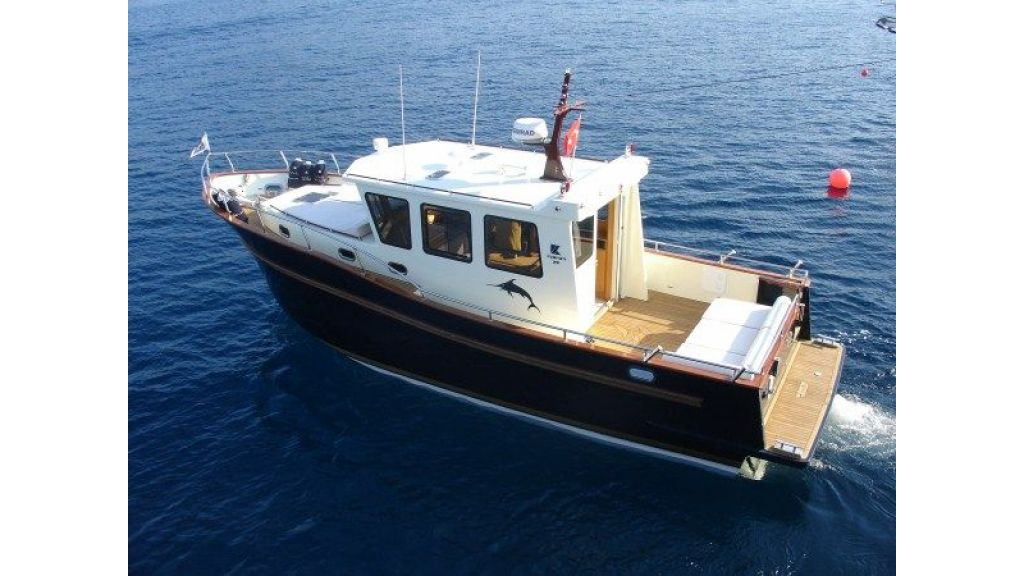 Epoxy Laminated 10,5 meter Trawler 0