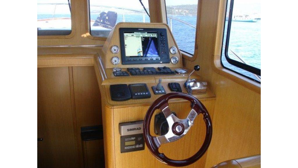 Epoxy Laminated 10,5 meter Trawler 16