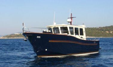 Epoxy Laminated 10,5 meter Trawler