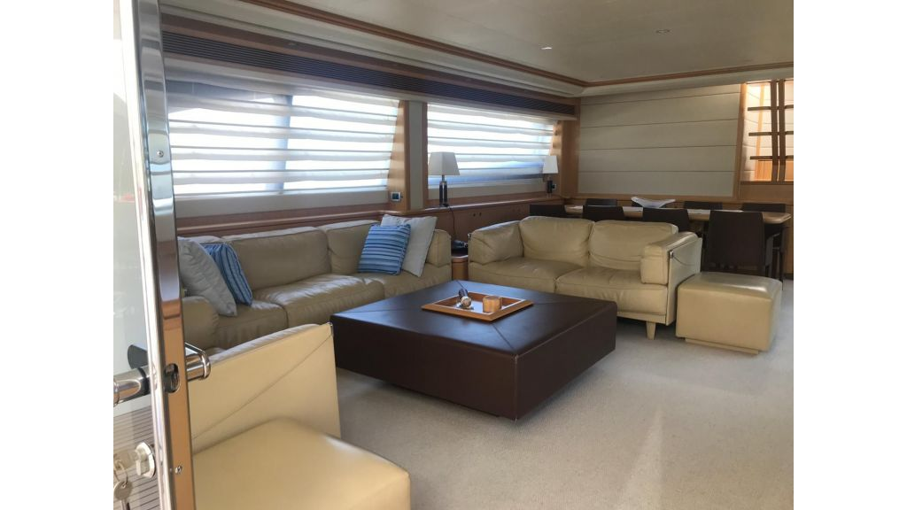 Ferretti 881 For Sale