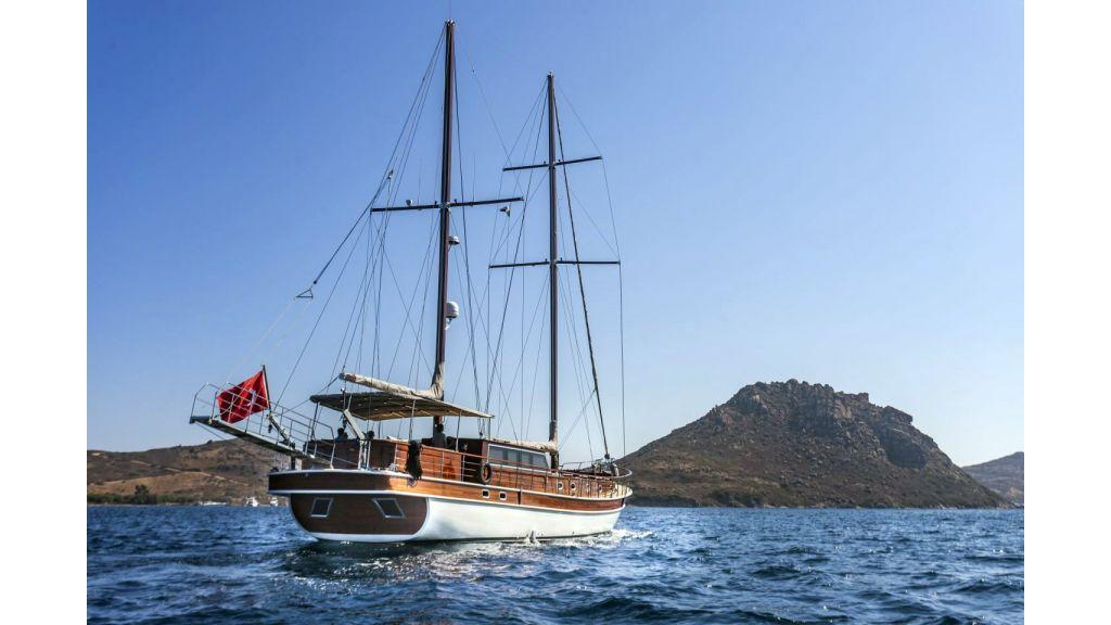 Istanbul Refit Gulet (39)