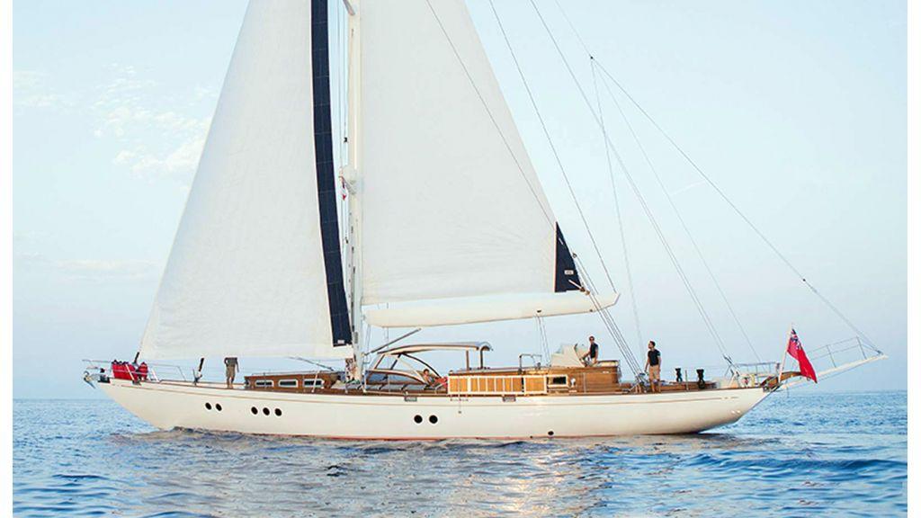 Siling Yacht Portobello master