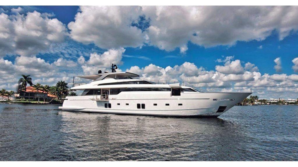 Morning Star Motor Yacht Sanlorezo sl118 (22)