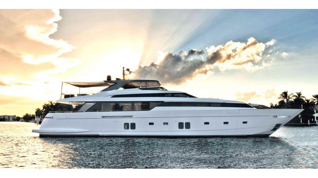 Morning Star Motor Yacht Sanlorezo sl118