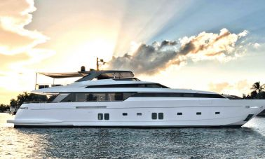 Morning Star Motor Yacht Sanlorezo sl118