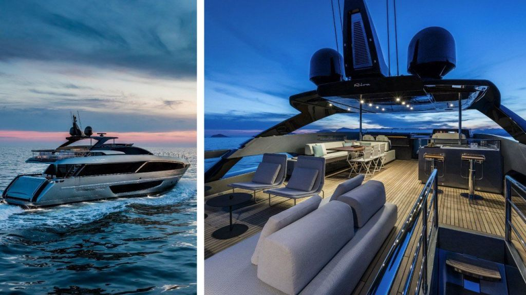 Riva 100 Corsaro motor Yacht (12)