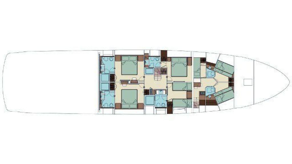 Riva 100 Corsaro motor Yacht (16)