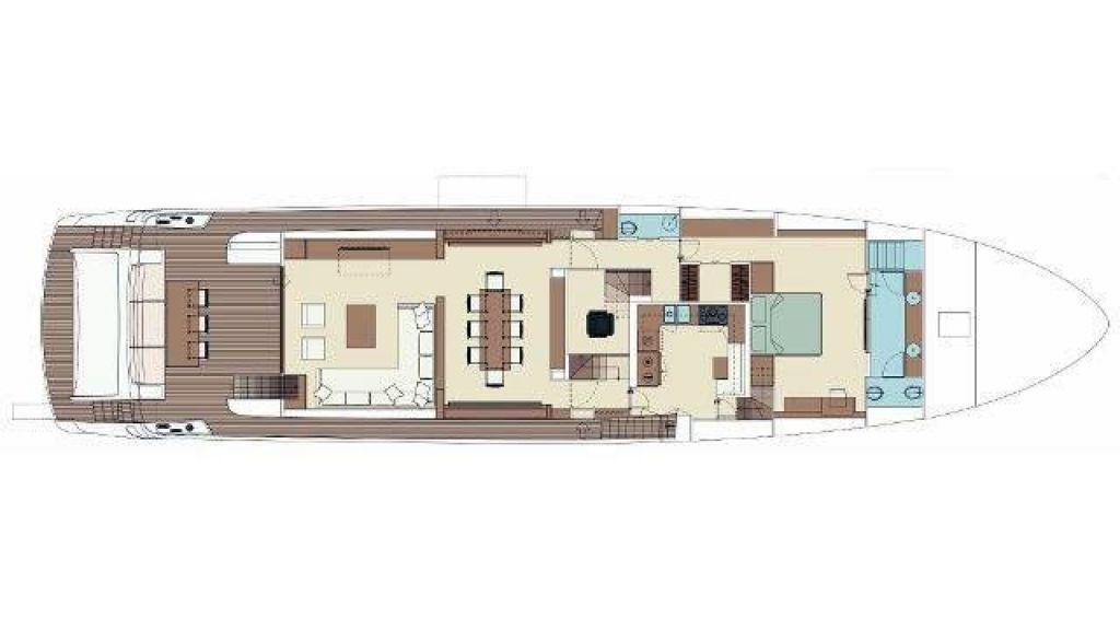 Riva 100 Corsaro motor Yacht (17)