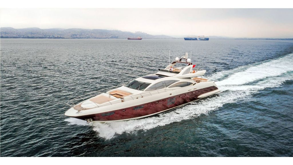 Azimut 103s for Sale