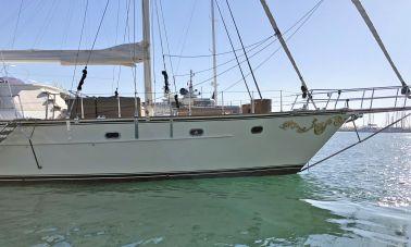 Quality Sailing Yacht