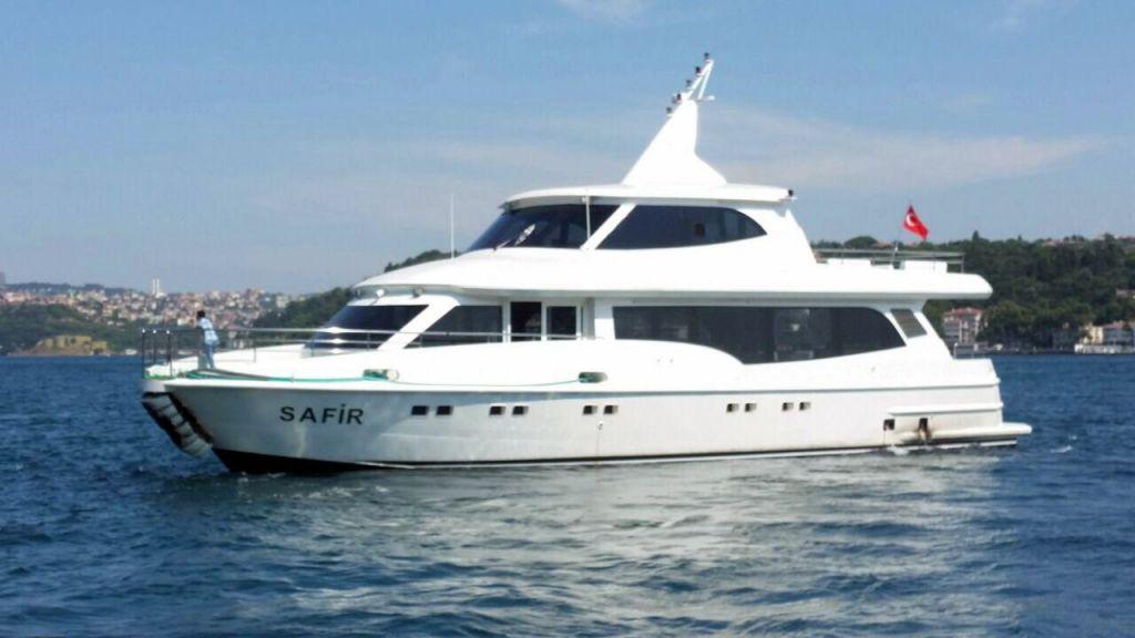 Motor Yacht Safir (9)