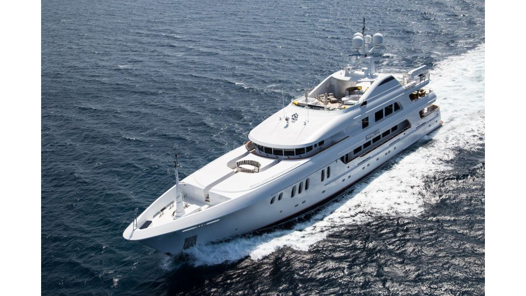 Mustique Luxury Motor Yacht (104)