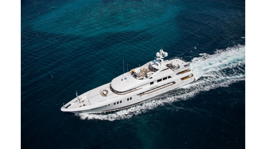 Mustique Luxury Motor Yacht (107)