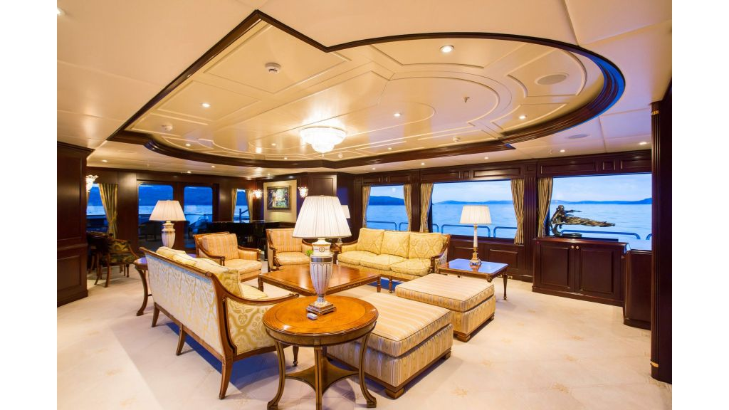 Mustique Luxury Motor Yacht (205)