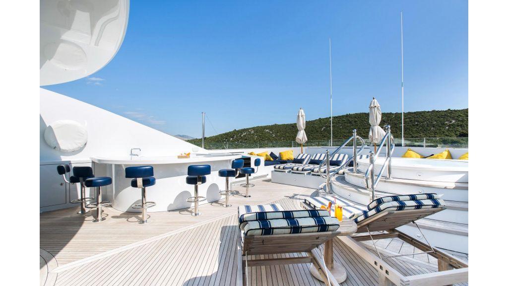 Mustique Luxury Motor Yacht (227)