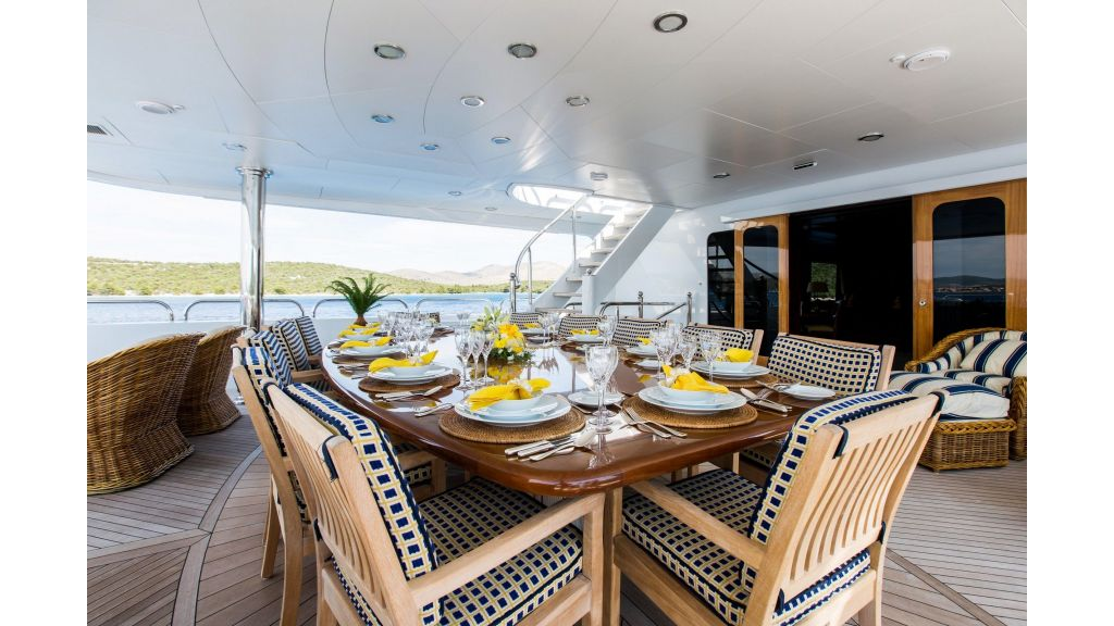 Mustique Luxury Motor Yacht (242)