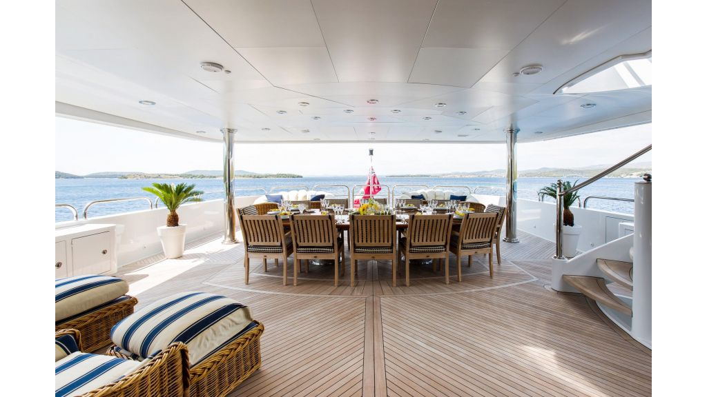 Mustique Luxury Motor Yacht (243)