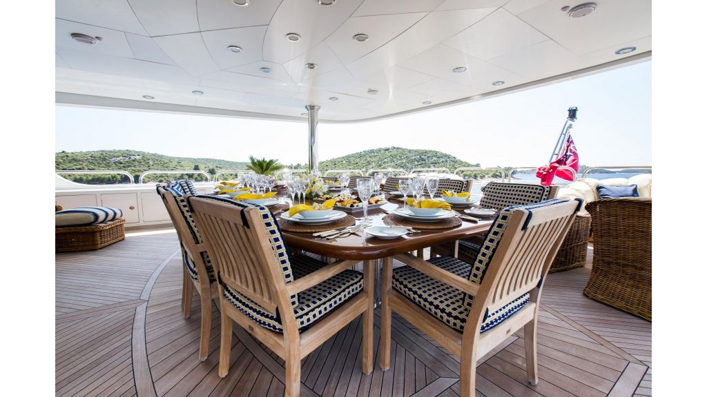 Mustique Luxury Motor Yacht (246)