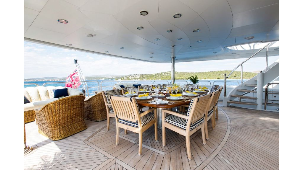Mustique Luxury Motor Yacht (247)