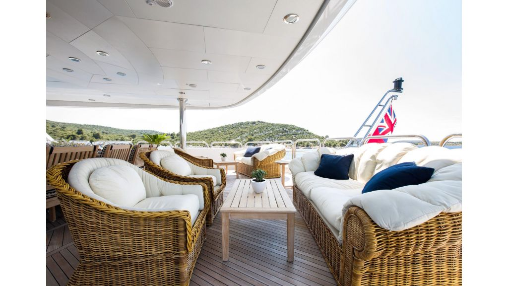 Mustique Luxury Motor Yacht (248)