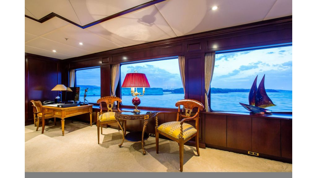 Mustique Luxury Motor Yacht (252)