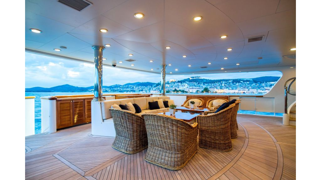 Mustique Luxury Motor Yacht (266)
