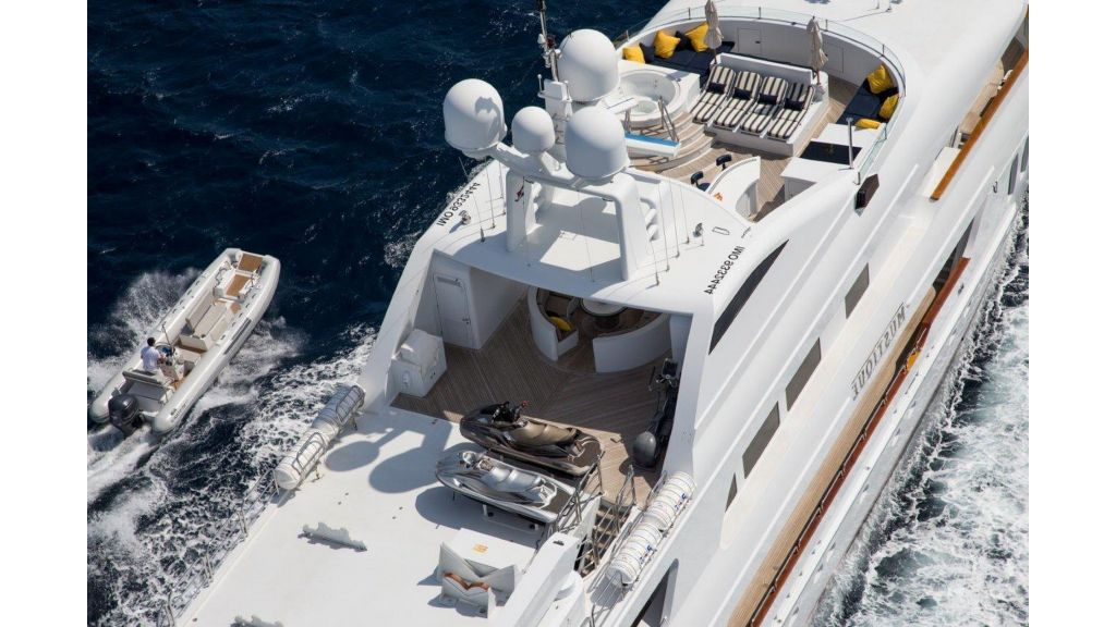 Mustique Luxury Motor Yacht (63)