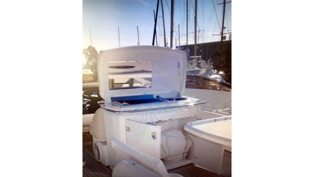 Princess 21m Motor yacht (4)