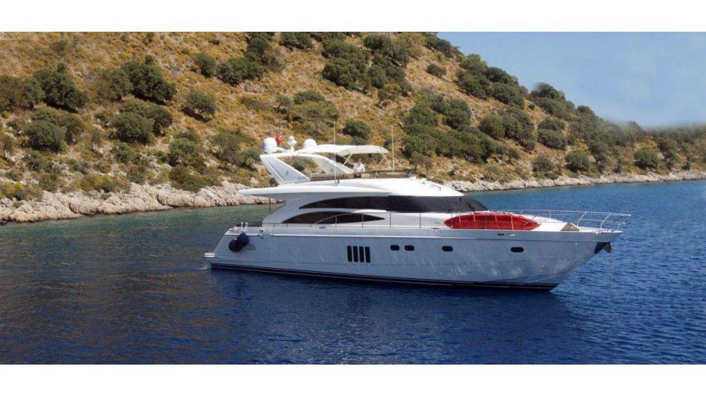 Princess 21m Motor yacht