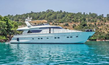 Sanlorenzo72 for sale