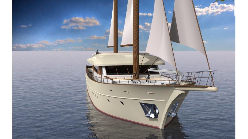 Son De Mar luxury Gulet (3)