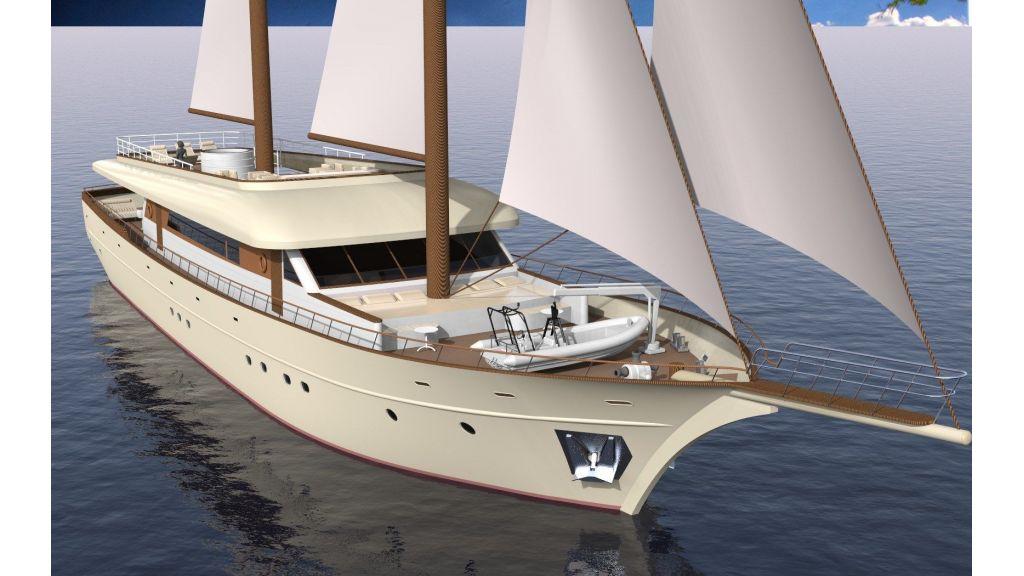 Son De Mar luxury Gulet (6)