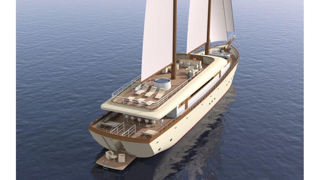 Son De Mar luxury Gulet (8)