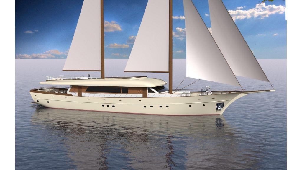 Son De Mar luxury Gulet