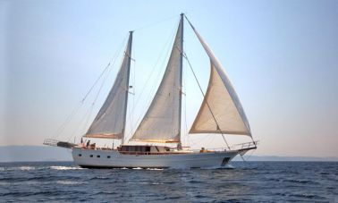 traditional ketch gulet