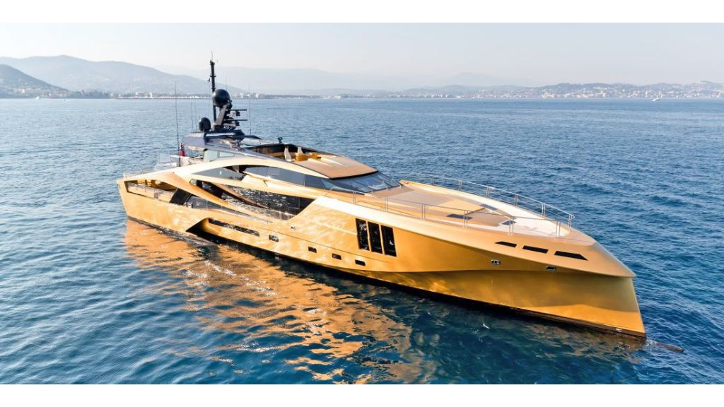 Yacht Khalilah Palmer Johnson
