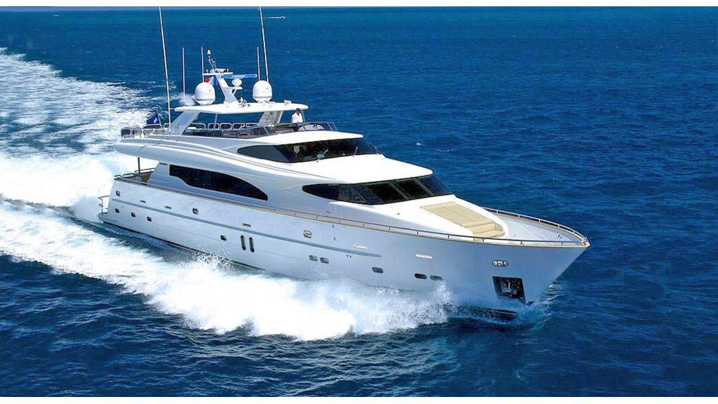 Annabel 29m-motor yacht