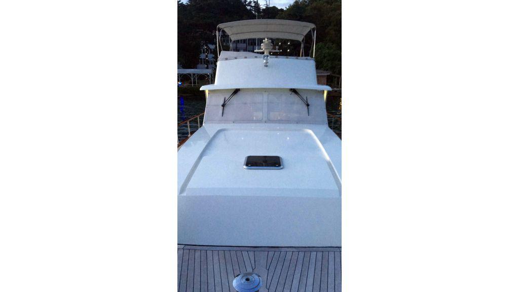 Classic Yacht Cruiser (10)