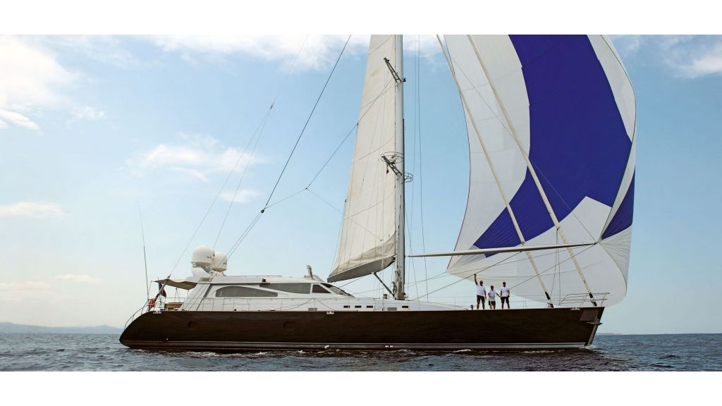 Luxury Sailing For Sale