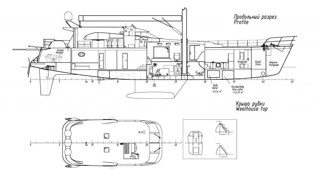 Luxury-Sailing-Yacht-for-Sale - layout 2