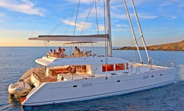 Lagoon 560 for charter