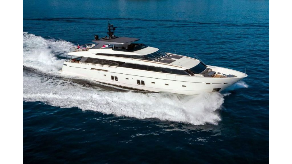 Sanlorenzo Sl 118ft motor yacht (1)