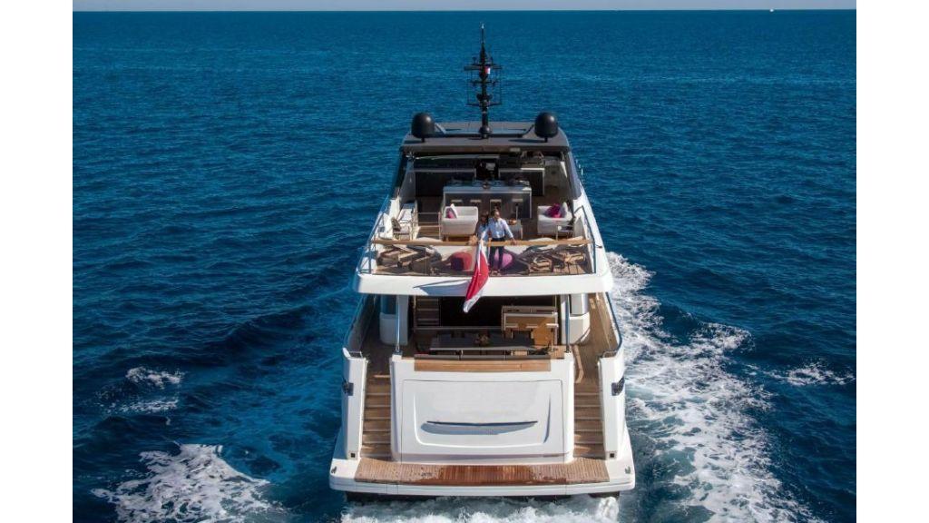 Sanlorenzo Sl 118ft motor yacht (10)