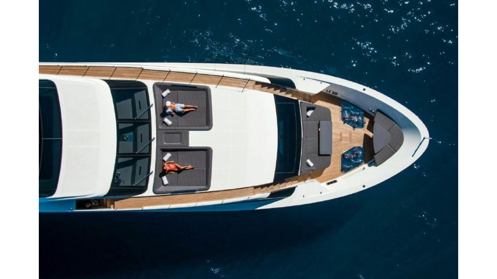 Sanlorenzo Sl 118ft motor yacht (15)