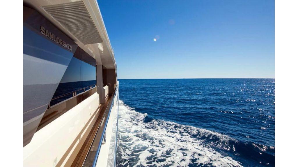 Sanlorenzo Sl 118ft motor yacht (4)